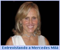 Entrevistando a Mercedes Milá
